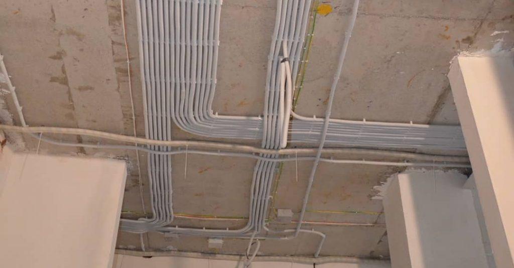Комплексная замена проводки в квартире своими руками