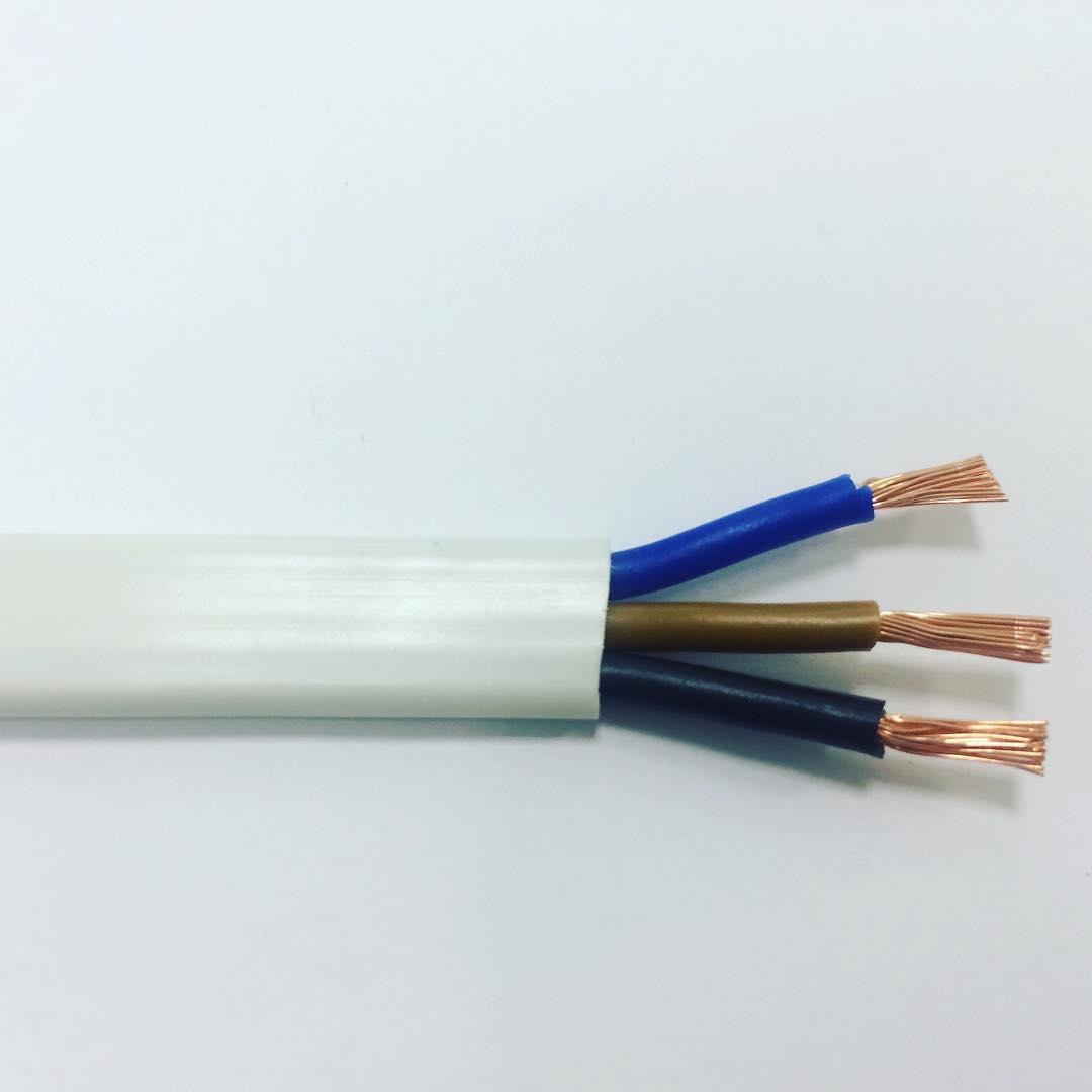 Используйте провода с медным окончанием при монтаже электрики!