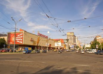 Станция метро Семеновская