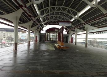 Телецентр станция метро
