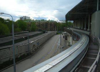 Улица Милашенкова станция метро