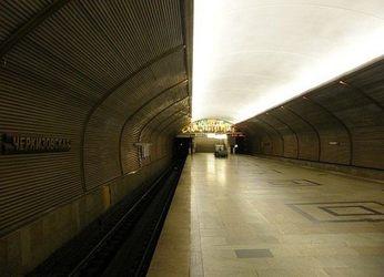 Черкизовская станция метро