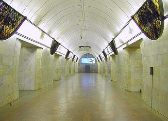 Станция метро Цветной бульвар