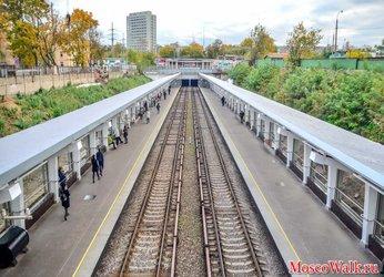 Филевский парк станция метро