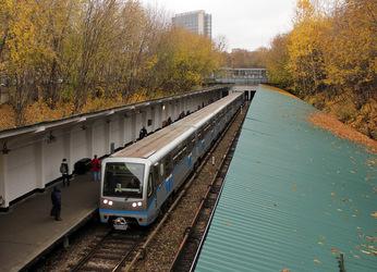 Станция метро Фили