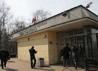 Станция метро Измайловская