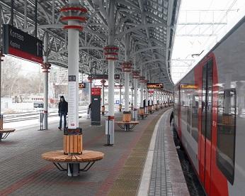 Станция метро Коптево