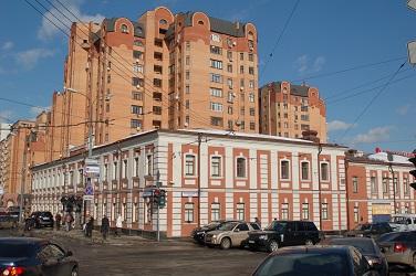 Метро Менделеевская