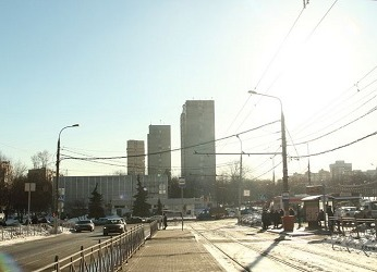 Станция метро Нагатинская
