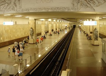 Партизанская станция метро