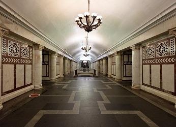 Станция метро Павелецкая