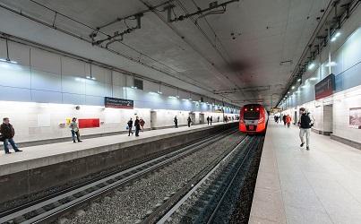 Станция метро Площадь Гагарина