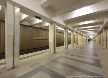 Станция метро Щукинская