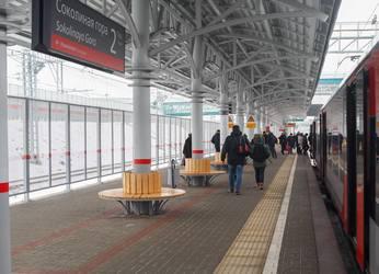 Станция метро Соколиная гора