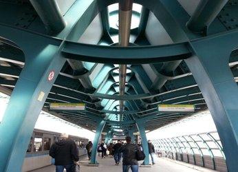 Станция метро Улица Горчакова