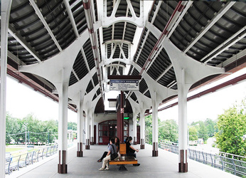 Станция метро Улица Сергея Эйзенштейна