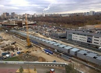Станция метро ЗИЛ