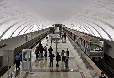Митино станция метро