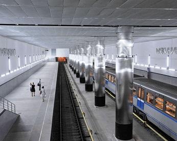 Мякинино станция метро