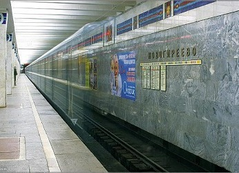 Новогиреево станция метро