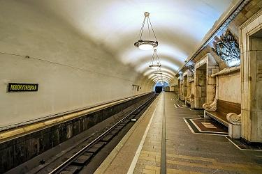 Новокузнецкая станция метро