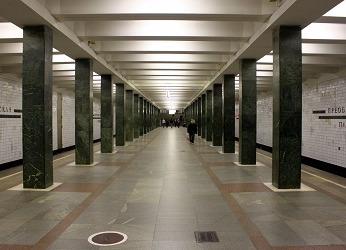Преображенская площадь станция метро