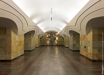 Шоссе Энтузиастов станция метро