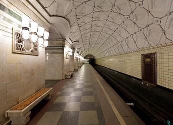 Спортивная станция метро