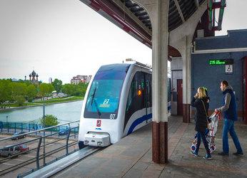 Станция метро Телецентр
