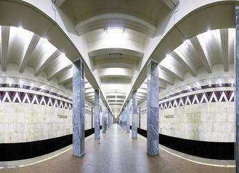 Станция метро Тушинская