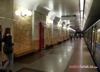Станция метро Улица Старокачаловская