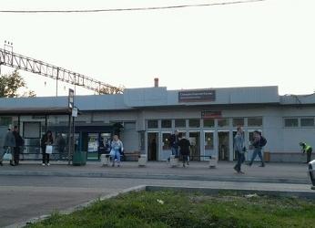Станция метро Верхние котлы