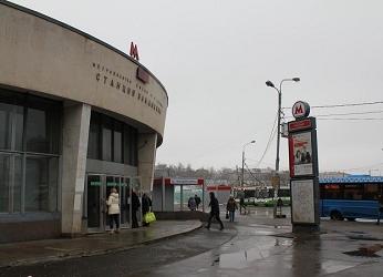 Владыкино станция метро