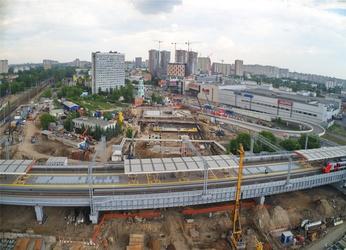 Станция метро Хорошевская