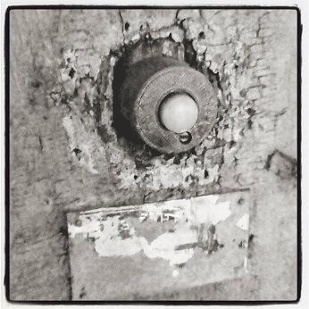 Установка кнопки звонка около метро Панфиловская