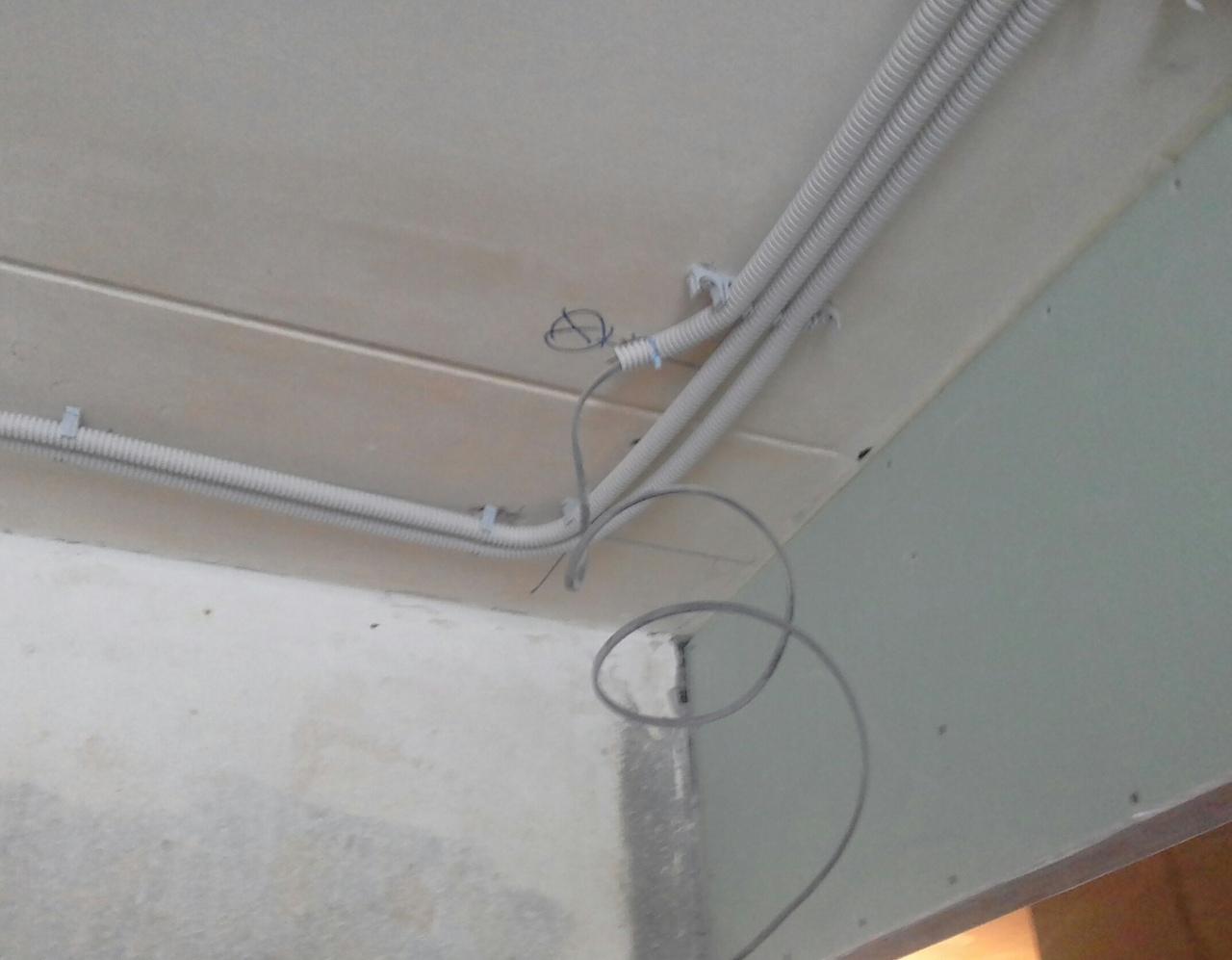 Профессиональный монтаж электропроводки в однокомнатной квартире по адресу город Москва, улица Бутырская, 19к1